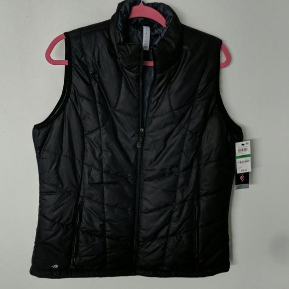 Ideology Jackets & Blazers - Womens Ideology Active Vest Size Large